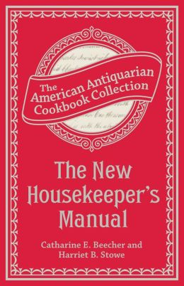 The New Housekeeper's Manual (PagePerfect NOOK Book)