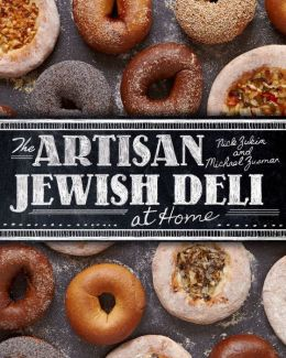 The Artisan Jewish Deli at Home (PagePerfect NOOK Book)