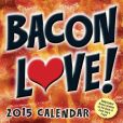 Book Cover Image. Title: 2015 Bacon Love! Day-to-Day Calendar, Author: Andrews McMeel Publishing LLC