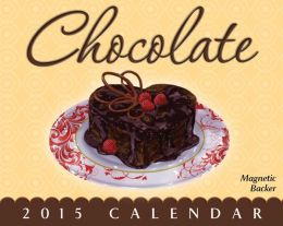 2015 Chocolate Mini Day-to-Day Calendar