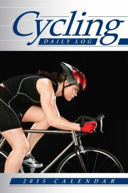 2015 Cycling Daily Log Calendar