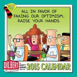 2015 Dilbert Wall Calendar