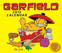 2015 Garfield Day-to-Day Calendar