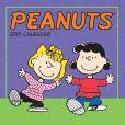 Book Cover Image. Title: 2015 Peanuts Mini Wall Calendar, Author: Peanuts Worldwide LLC