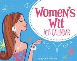 2015 Women's Wit Mini Day-to-Day Calendar