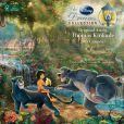 Book Cover Image. Title: 2015 Thomas Kinkade:  The Disney Dreams Collection Wall Calendar, Author: Thomas Kinkade