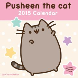 2015 Pusheen Wall Calendar