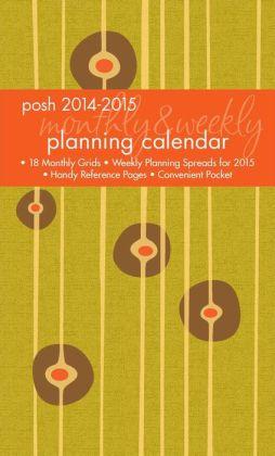 Posh Planning Calendar