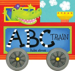 ABC Train (PagePerfect NOOK Book)