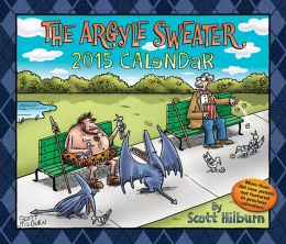 The Argyle Sweater 2015 Day-to-Day Calendar (PagePerfect NOOK Book)
