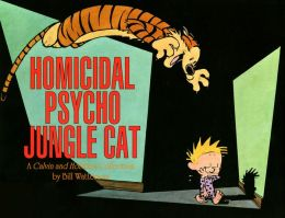 Homicidal Psycho Jungle Cat (PagePerfect NOOK Book): A Calvin and Hobbes Collection