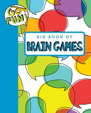 Go Fun! Big Book of Brain Games 2