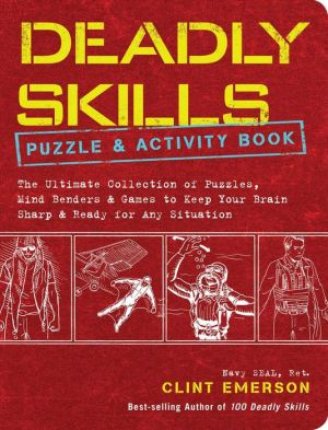 Book Deadly Skills Puzzle and Activity Book