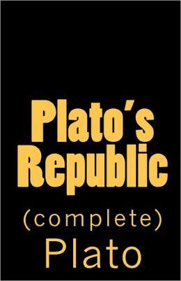 Plato's Republic (complete)