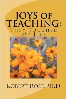 JOYS of TEACHING: They Touched My Life