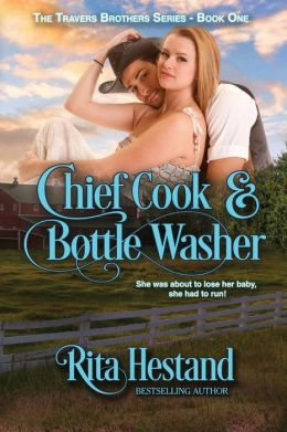 Chief Cook and Bottle Washer (Travers Brothers Series #1)