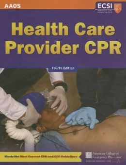 Health Care Provider CPR