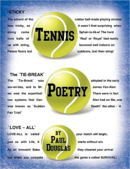 Tennis Poetry