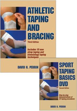 Athletic Taping and Bracing Book/DVD Package-3rd Edition