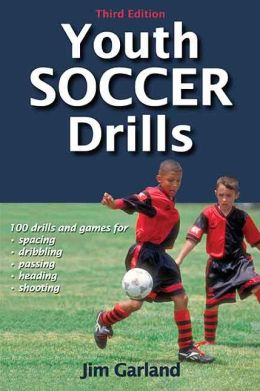 Youth Soccer Drills, 3E