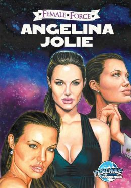 Female Force: Angelina Jolie