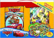 Cars: Little First Look and Find and Shaped Puzzle