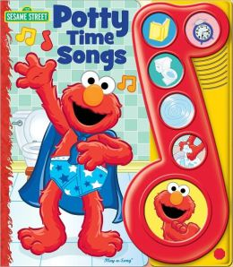 Elmo Potty Time Songs Little Music Note
