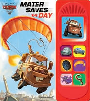 Disney Pixar Cars 2: Mater Saves the Day