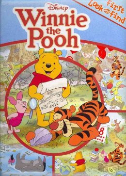 Winnie the Pooh My First Look & Find