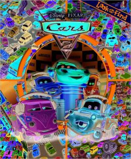 Disney Pixar Cars 2 (Look and Find)