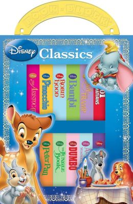 Disney: Bedtime Stories (12 Board Book Block)