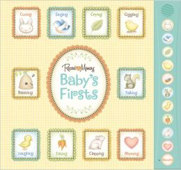 Record-a-Memory: Baby's Firsts