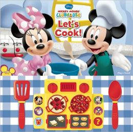 Let's Cook Cooktop Mini Deluxe (Mickey Mouse Clubhouse)