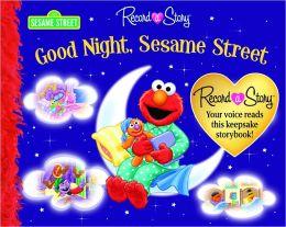Record a Story: Good Night, Sesame Street
