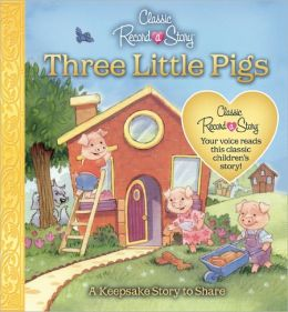 Classic Record-a-Story: Three Little Pigs