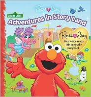Sesame Street: Adventures in Storyland - Record a Story