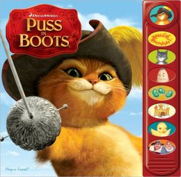 Puss In Boots: Play A Sound