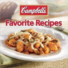 Campbells Favorite Recipes