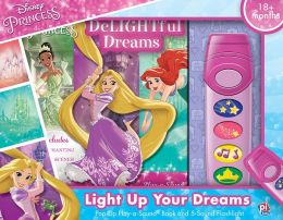 Disney Princess: Delightful Dreams (Little Flashlight Adventure Box Set)