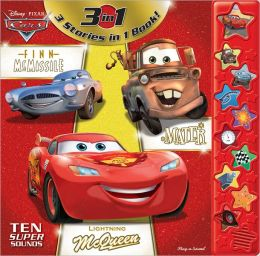 Cars: Finn-Mater-McQueen 3 in 1 Sound Play