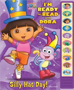 I'm Ready to Read with Dora