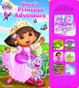Dora Princess Adventure: Little Play A Sound