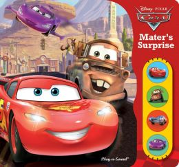 Cars Mater's Surprise Tiny Lift & Listen