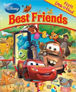 Disney's Best Friends (First Look & Find)