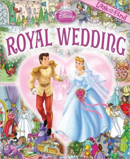 Disney Princess Royal Wedding (Look & Find)