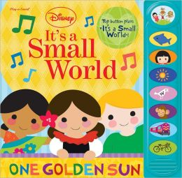 It's a Small World: One Golden Sun: Play A Sound