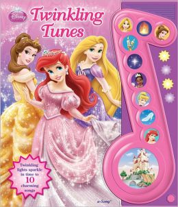 Disney Princess: Twinkling Tunes