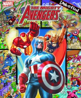 Avengers (Look & Find)
