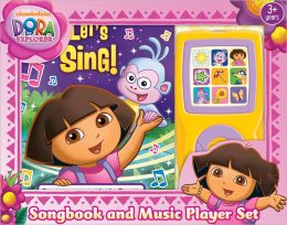 Dora-Story Book and Music Player