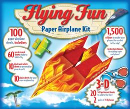 Flying Fun Paper Airplanes Kit